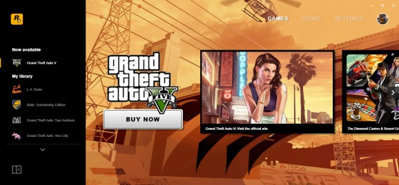 Rockstar Games Launcher is studio's new online PC store and hub