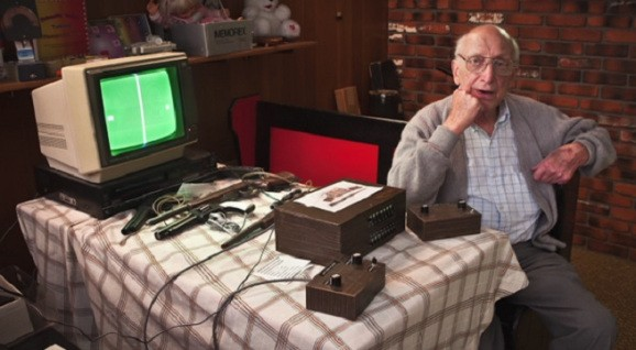 Ralph Baer, the father of video games, has died at 92