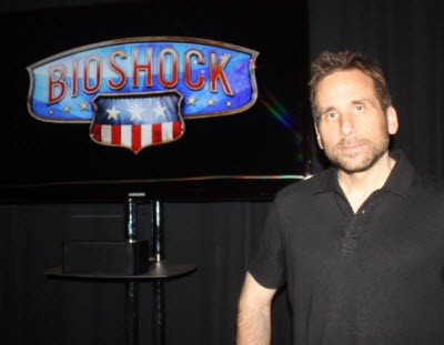 Ken Levine opens up on the violence in BioShock Infinite