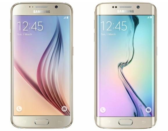 The Samsung Galaxy S6 and S6 Edge go on sale tomorrow, April 10