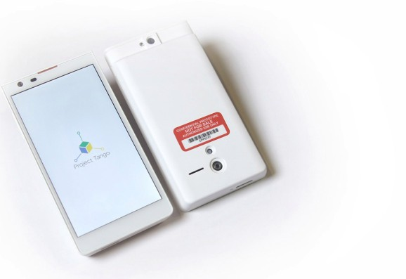 Google is working with LG to launch a consumer version of Project Tango next year