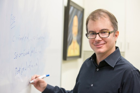 Newly minted MacArthur 'genius' could make cloud computing more secure