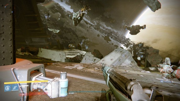 Destiny sequel launches in 2017 after 'large new expansion' drops this year