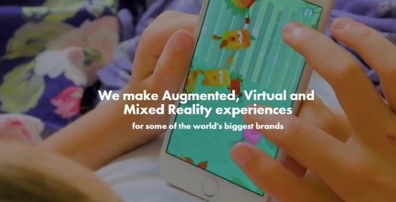 The internet of things meets augmented reality as Evrythng partners with Zappar