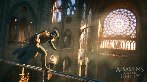 Ubisoft: 'We did not lower the specs for Assassin's Creed: Unity' on PS4 because of Xbox One