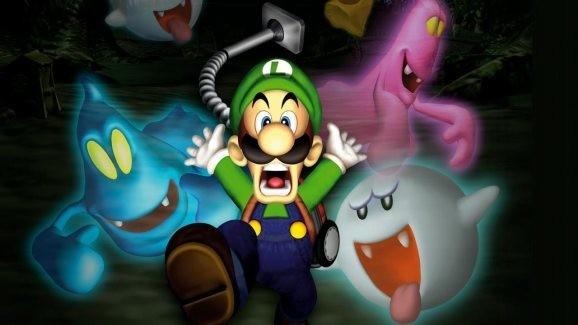 The RetroBeat: Luigi's Mansion gave Mario's brother his own identity