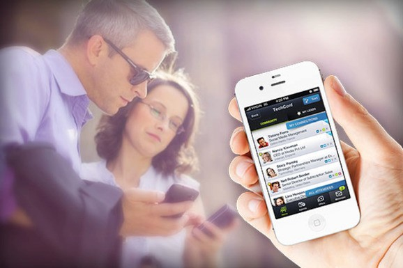 How mobile and social are changing conferences