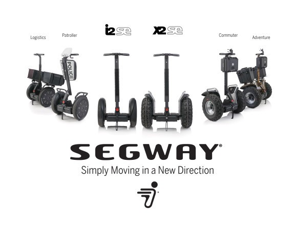 Segway plans to enter personal robotics market, swallows Ninebot, becomes first unicorn of 2016