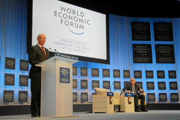 Will Davos 2015 get the tech world back on track?
