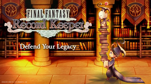 Square Enix taps DeNA for its free-to-play expertise for Final Fantasy: Record Keeper