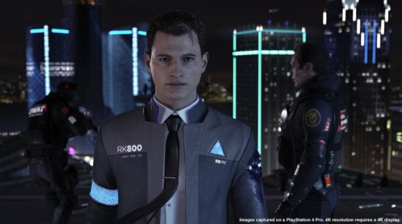 Quantic Dream will launch its titles on PC via Epic Games Store