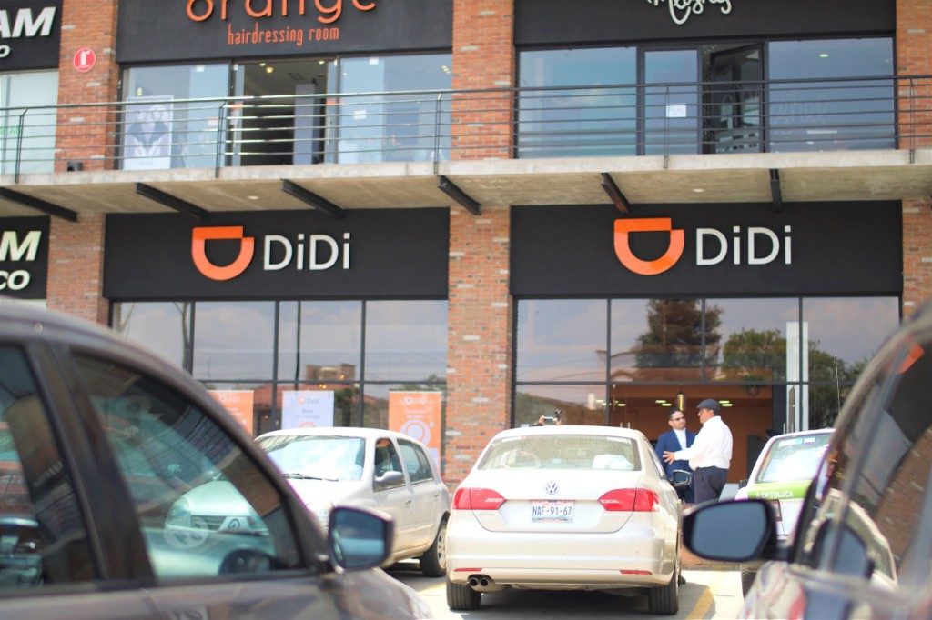 China's Didi launches ride-hailing service in Mexico, one of Uber's biggest strongholds