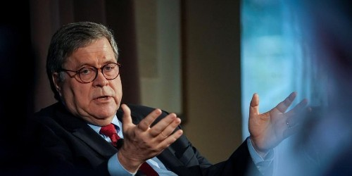 U.S. Attorney General Barr: Should Facebook, Google be liable for user posts?