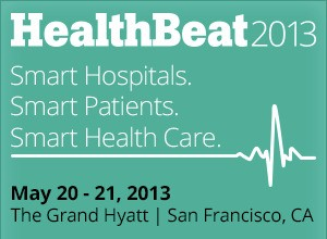 Check out these outstanding additions to our HealthBeat 2013 conference