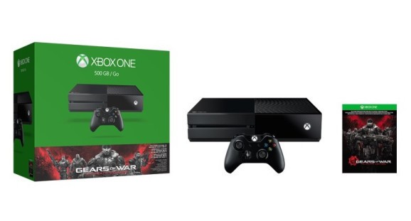 $309 Xbox One Gears of War bundles spotted on eBay