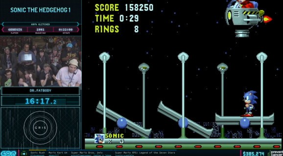 The RetroBeat: This Sonic the Hedgehog speedrun at Games Done Quick makes life better