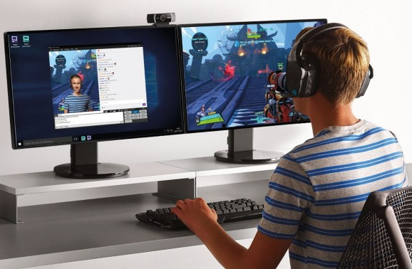 Logitech unveils a new HD webcam for livestreaming