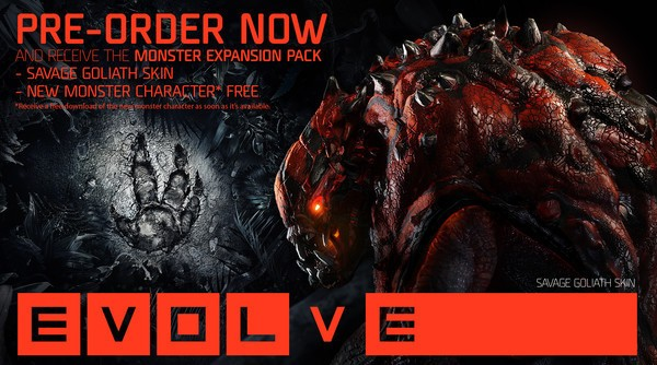 Evolve price tag mutates to $45 on PC as preload goes live