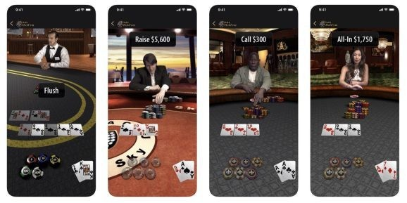 Apple re-releases Texas Hold'em ahead of App Store's 11th anniversary