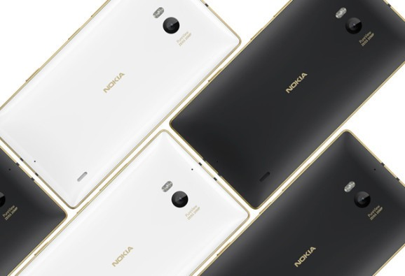 Microsoft goes bling with the launch of gold edition Lumia smartphones