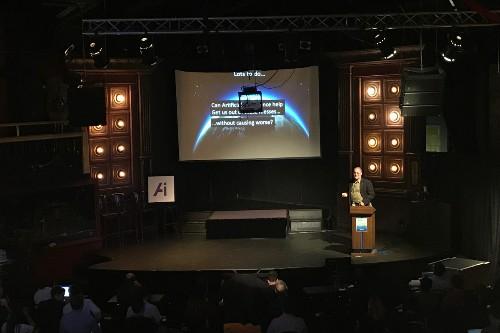 Futurist David Brin: Get ready for the 'first robotic empathy crisis'
