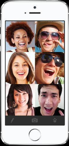 Take that, Google Hangouts: Rounds now lets you video chat with up to 12 people on your iPhone