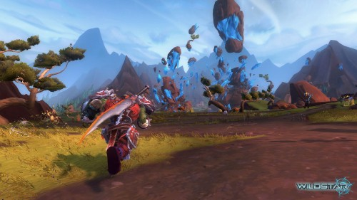 WildStar loads a bunch of craziness into almost everything you can do in an MMO (preview)