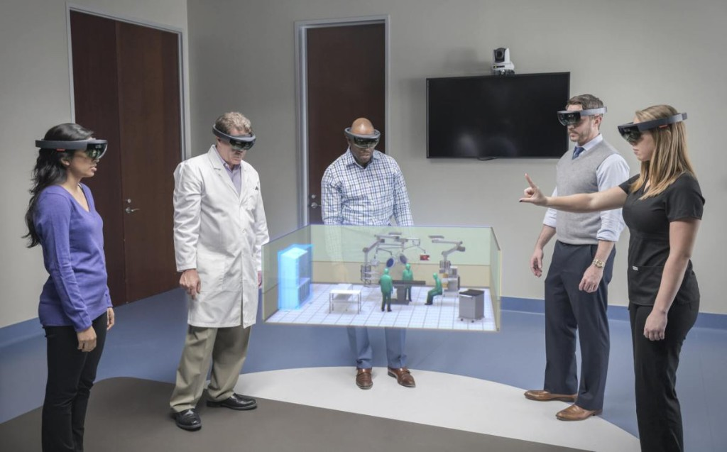 Mixed reality is the UI of the future