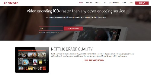 Y Combinator-backed Bitcodin turns your films into 'Netflix-quality' video