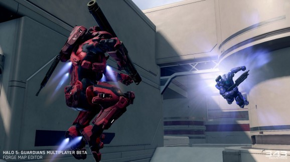 Here's how you can get Halo 5: Guardians running in local split-screen on 1 TV