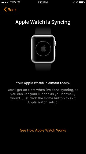 My Apple Watch arrived today. Here are my first impressions