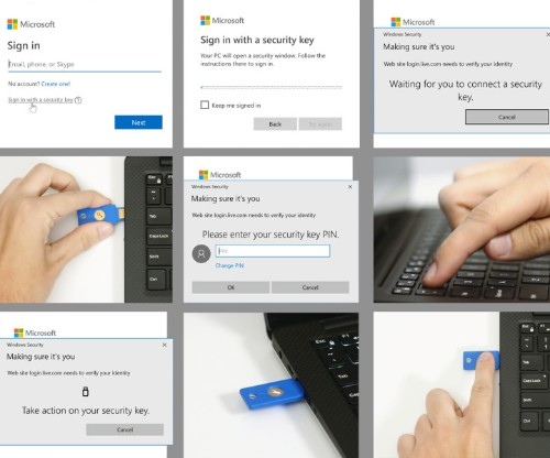 You can now sign into your Microsoft account without a password