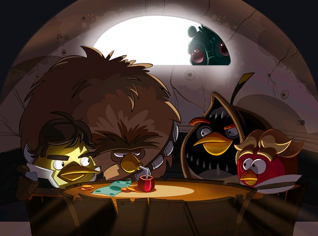 Angry Birds Star Wars plays off of both franchise's strengths (review)