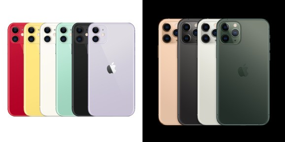 iPhone 11, iPhone 11 Pro, and iPhone 11 Pro Max: What Apple changed