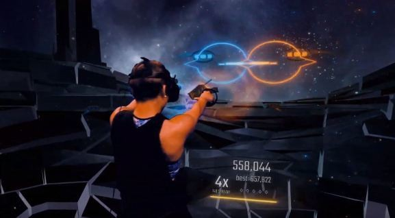 Harmonix's Audica will finally hit Oculus Quest on January 28