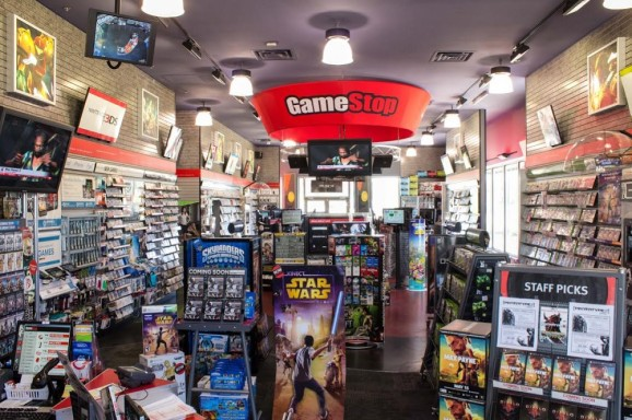 GameStop: 'We continue to sell over half of all PS4 and Xbox One' games