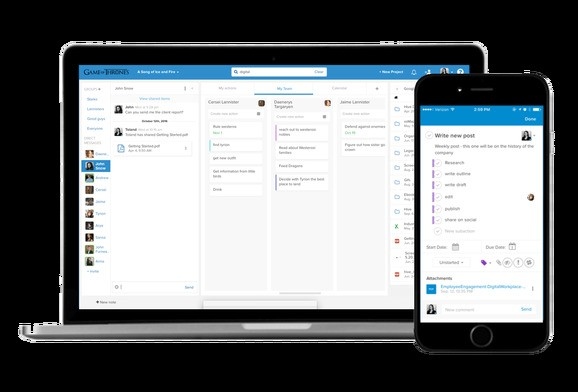 Hive launches its messaging and productivity platform