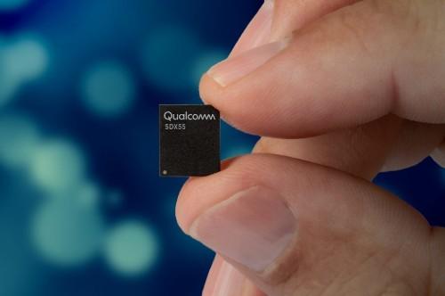 Qualcomm debuts Snapdragon X55 modem for slimmer, faster 5G smartphones