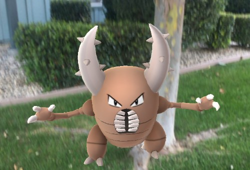 Pokémon Go is a solid starting point but still has a long way to, well, go