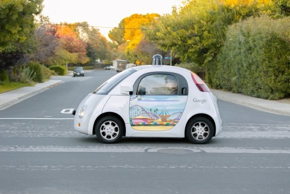The brains behind autonomous vehicles may need a license to drive