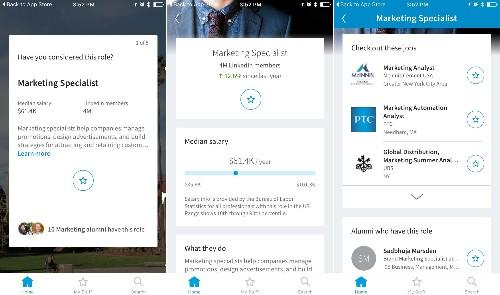 LinkedIn's newest app helps college grads find jobs