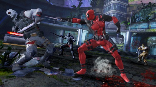 Deadpool hilariously hacks and shoots his way to gaming greatness (review)