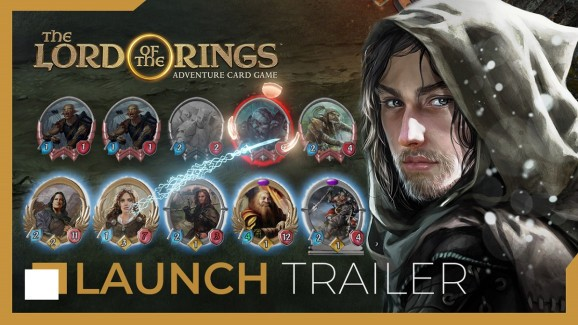 Asmodee Digital launches The Lord of the Rings card game on Steam