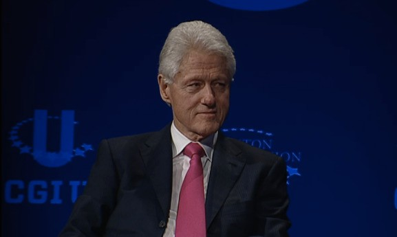 Bill Clinton: If the U.S. gives up Internet oversight, Internet freedom will suffer