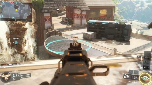 How to stay alive a few extra seconds in the Call of Duty: Black Ops III beta