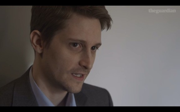 "Snowden: ""If I end up in chains at Guantanamo, I can live with that"""