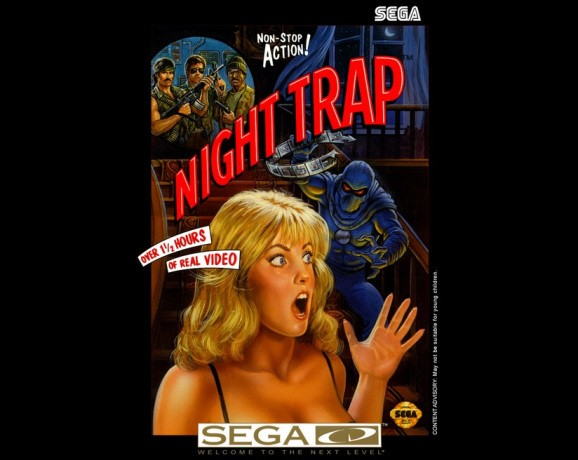 Night Trap is back: Original producers revive controversial full-motion video game via Kickstarter