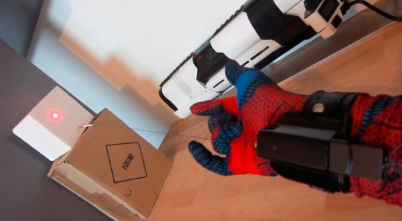 Someone made real Spider-Man web shooters and they're amazing (video)