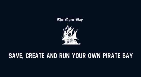 The Open Bay helps launch 372 'copies' of The Pirate Bay in a week, becomes GitHub's most popular project