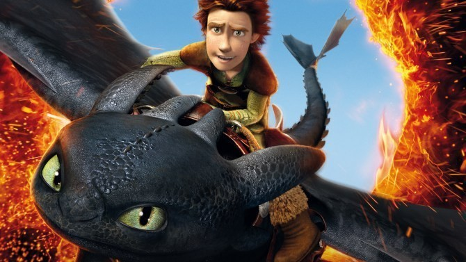How DreamWorks reinvented animation software to make How to Train Your Dragon 2